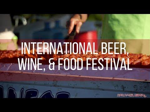 2018 Red Bank International Beer, Wine, & Food Festival