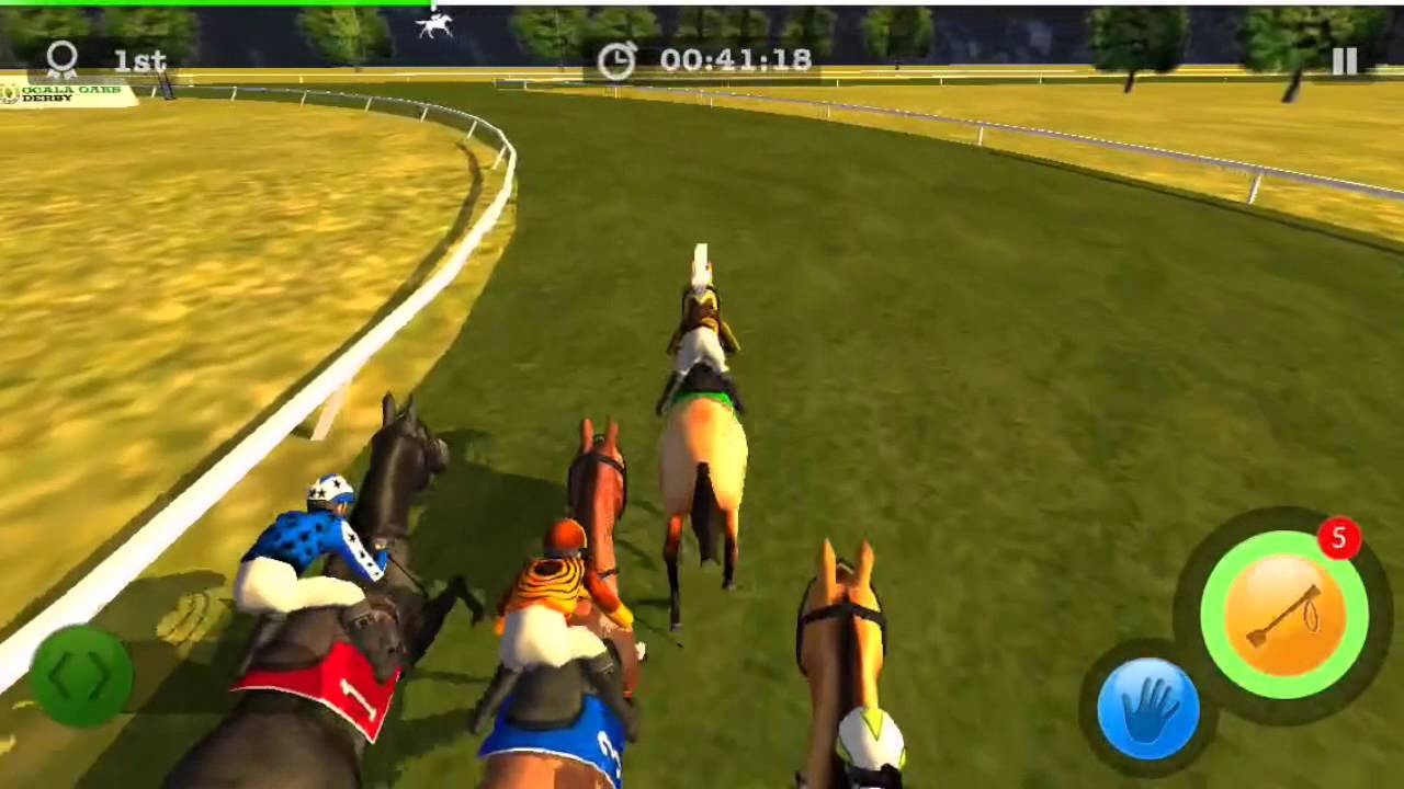 Derby Quest - App Review - Best Horse Race Game - YouTube