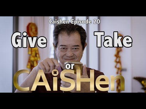 "Caishen ""The God of Fortune"" web series FINAL Episode (20/20)  ""Give or Take"""