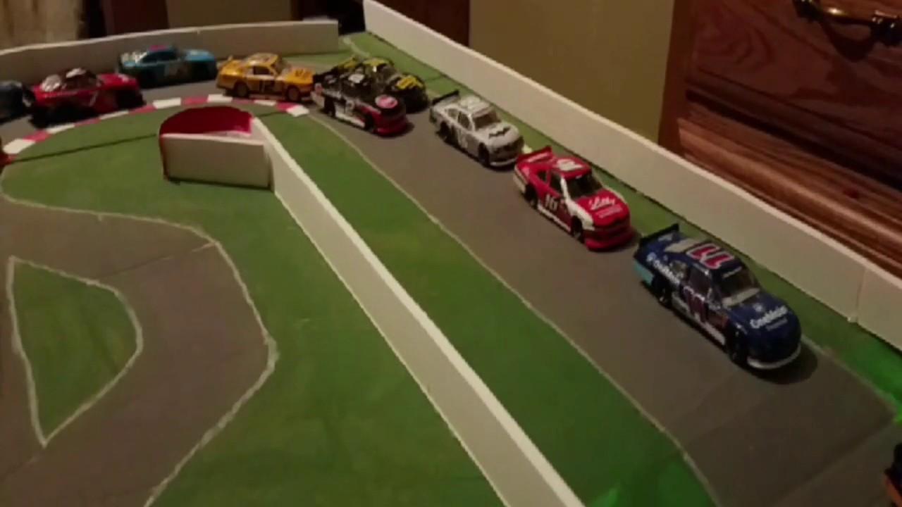 2017 Nascar Xfinity Series >> Nascar Xfinity Series 2017 Mid Ohio 200 stop motion - YouTube