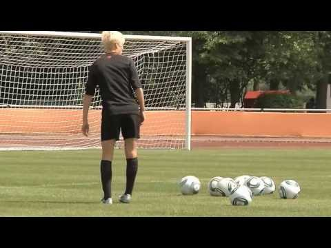 USA Women Soccer Team Practice