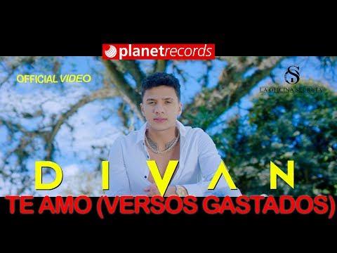 DIVAN 💓 Te Amo (Versos Gastados) 💞 Official Video by Freddy Loons 💝 Cubaton Reggaeton 2019