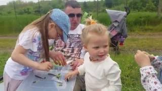 Vlog 2 .Эльвира на рыбалке.Ловим рыбу .
