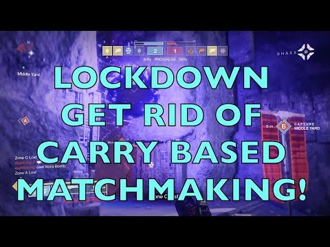 destiny 2 is there matchmaking for raids