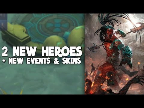 NEW HERO FROM MALAYSIA + NEW SKINS | Mobile Legends Christmas