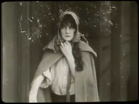 The Little Tease, Mae Marsh, 1913, complete from rare 16mm.