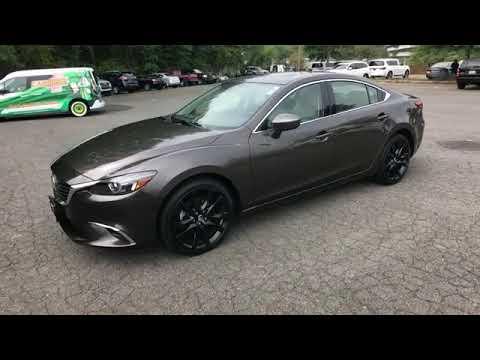 Used 2016 Mazda MAZDA6 i Touring JM1GJ1T52G1436989 Vienna, Fairfax, Sterling, Arlington, Alexandria