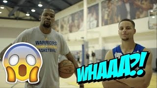 NBA 2K17 EPIC 3 Point Contest Ft. Stephen Curry vs Kevin Durant, Kyrie Irving, James Harden! PS4