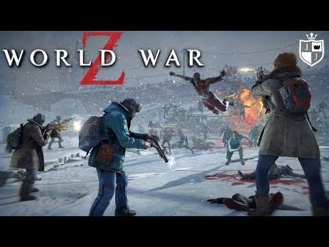 🔴WORLD WAR Z PS4 PRO GAMEPLAY | WORLD WAR Z LIVE STREAM | WORLD WAR Z THE GAME | NEW ZOMBIE GAME