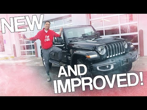 The BRAND NEW 2018 Jeep Wrangler Review!! Night & Day WAY BETTER!!