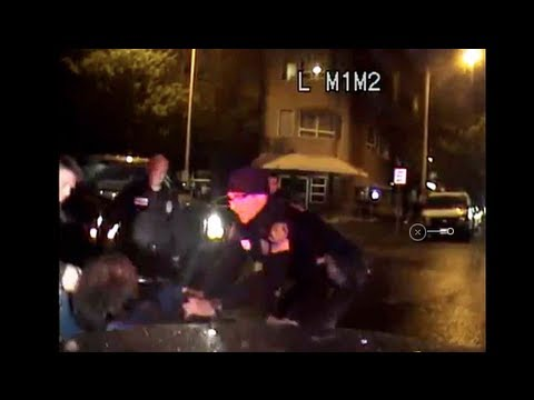 Dash Cam Video: Police use of force? How much is too much? You Decide...