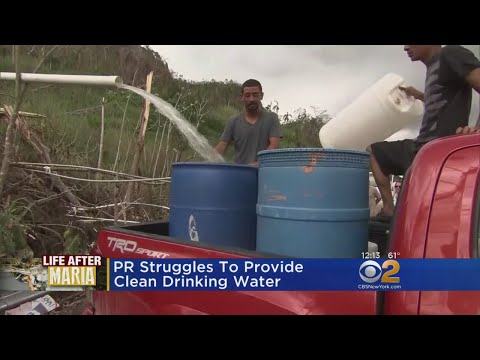 PR Struggles To Provide Clean Water