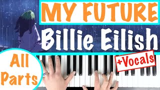 "How to play ""MY FUTURE"" - Billie Eilish 