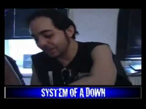 System of A Down smoking marihuana