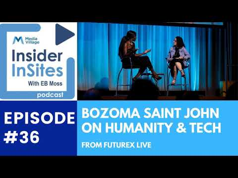 Thumbnail for video of article: Endeavor's Bozoma Saint John at FutureX Live on Humanity in Tech