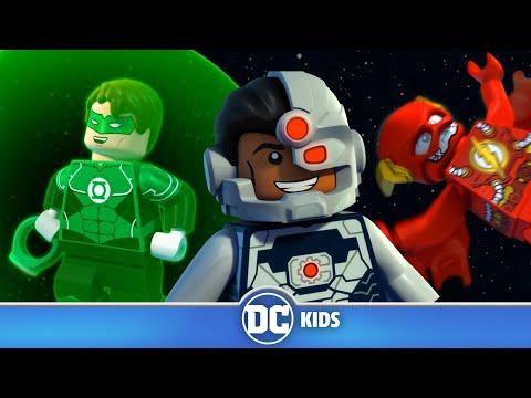 LEGO Justice League Cosmic Clash | Control Alt Destroy | DC Kids
