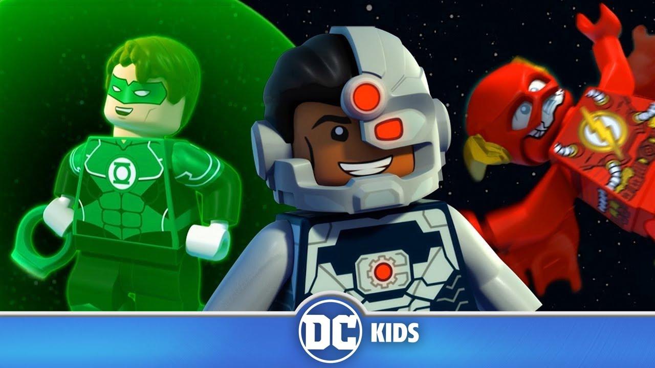 Download LEGO Justice League Cosmic Clash | Control Alt Destroy | DC Kids