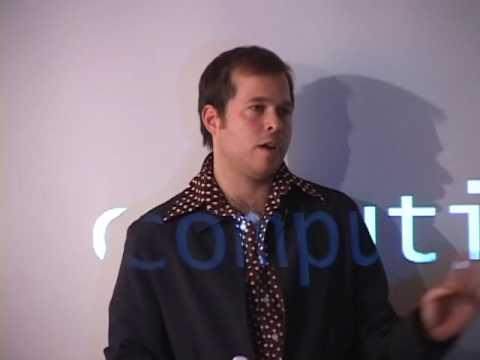"Chris Csikszentmihalyi, ""Media Arts and Computing Culture"""