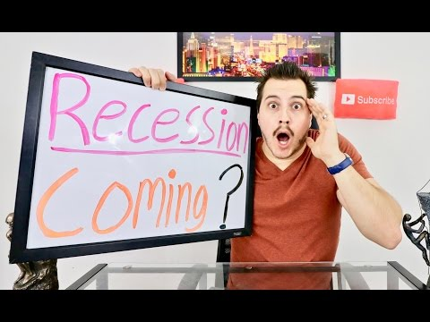 How to know when a RECESSION IS COMING!