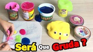 ALGUMAS DIFERENÇAS ENTRE AMOEBA,LELECA,GOSMECA,SLIME,LATÃO BUFA, thumbnail