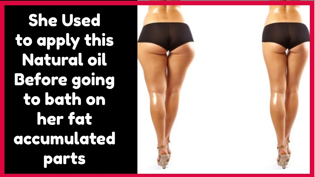 USE THIS FAT MELTING WEIGHT LOSS OIL TO GET FLAT STOMACH ...