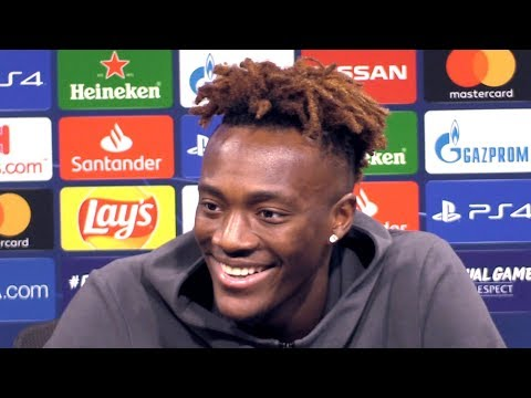 tammy-abraham-full-pre-match-press-conference---valencia-v-chelsea---champions-league
