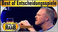 Best of Schlag den Raab: Die besten Entscheidungsspiele - Schlag den Raab