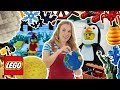 Why do we have seasons? Cool facts about Spring, Summer, Fall and Winter | LEGO Stop Motion Learning