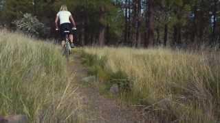 Недорогой женский горный велосипед SMART LADY 200 для девушек(Очень легкий и комфортный женский хардтейл SMART LADY 200 предназначен для длительных поездок по трассам и непод..., 2014-05-06T17:59:35.000Z)