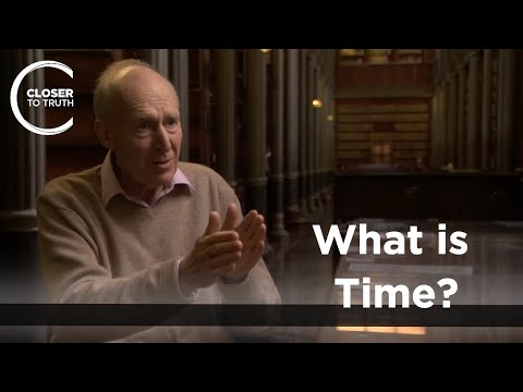 Julian Barbour - What is Time?