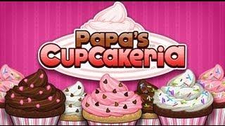 Free Game Tip - Papa's Cupcakeria