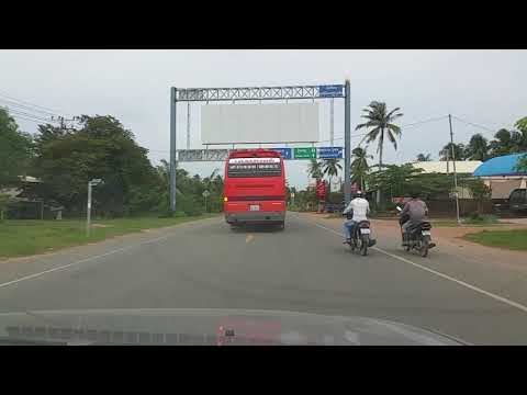 Cambodia trip 2016 go to Kep Province | Travel in Asia