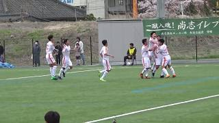 2019プレミアリーグ 清水エスパルスユースvs尚志高校