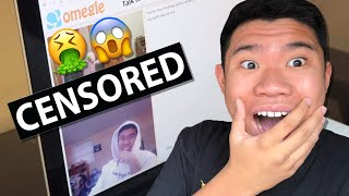 WHY IS THIS ONLINE?! - (Omegle Best Moments 1)