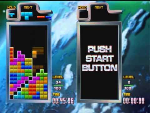 Tetris The Grand Master 3: Secret GM