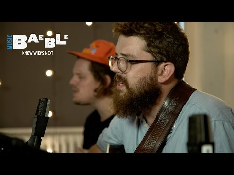 "Bear""s Den plays ""Red Earth and Pouring Rain"" 