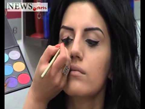 Video Master-class NEWS.am STYLE: Everyday Make-up