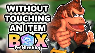 Is it Possible to Beat Mario Kart 64 Without Touching an Item Box? | Ft. Nicobbq