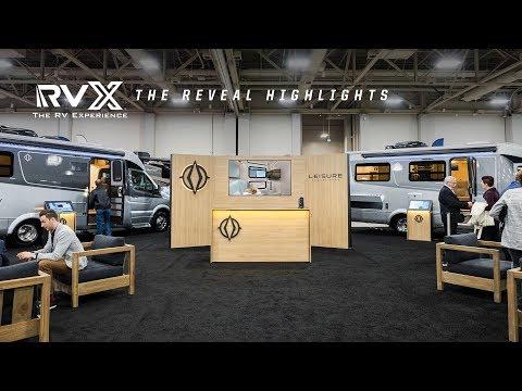2019 RVX Reveal Highlights