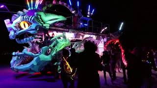 Hammer VON Bassdrop Burning Man 2018