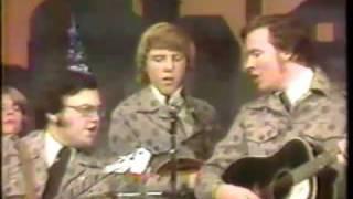 Tony Morgan, Wynn Osborne, Ricky Reece and Teddy Ford playing on th...