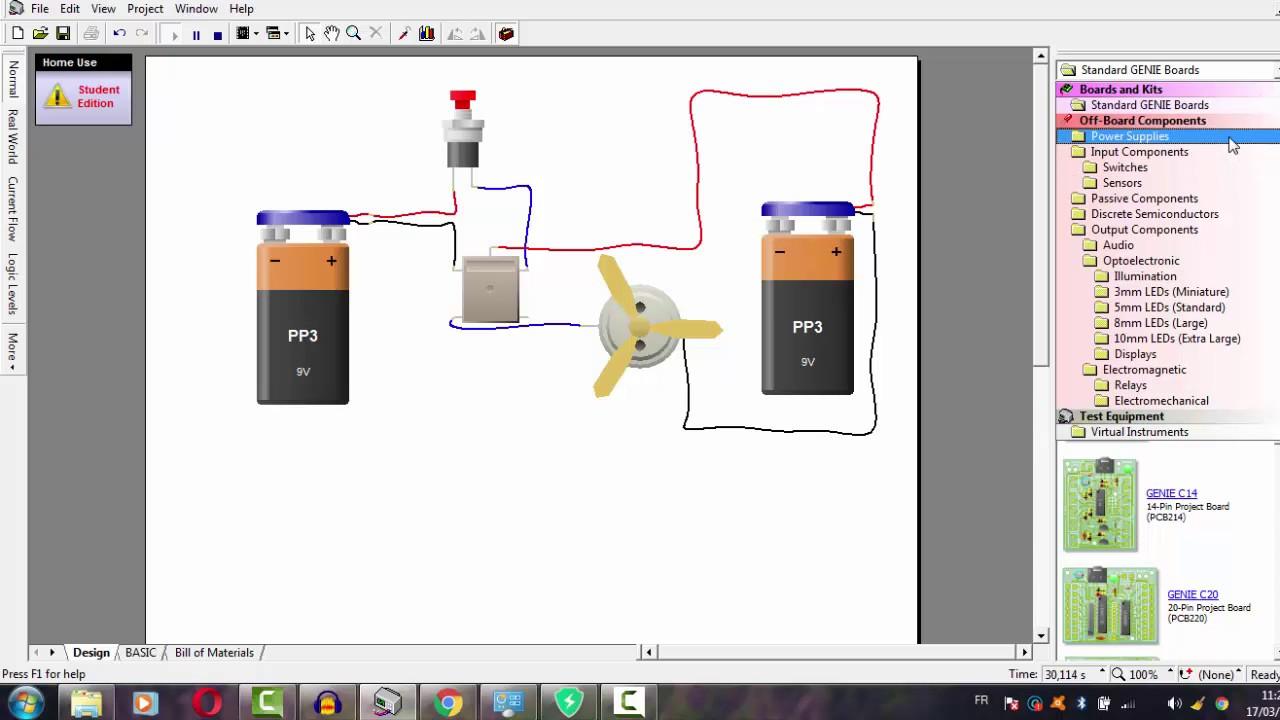 تحميل برنامج تصميم الدوائر الالكترونية مجانا