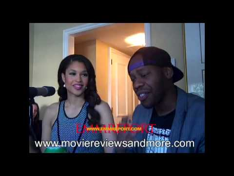 Tyler James Williams,Kali Hawk and Malcom Barret star in the movie PEEPLES.