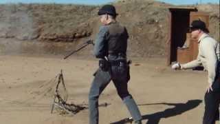 SASS Black Raven Bob Shoots (BP) Gunfight - 2012