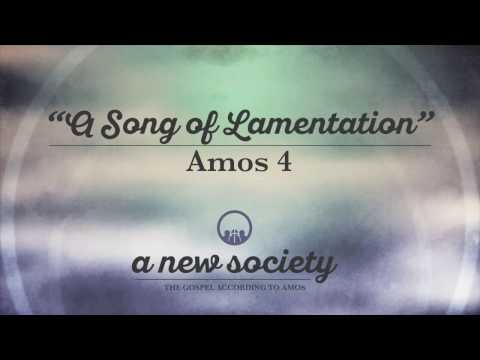 A Song of Lamentation