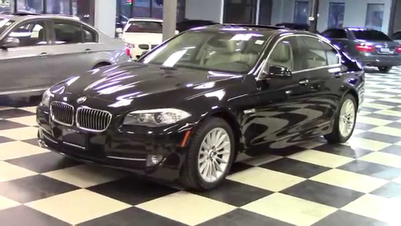 2011 bmw 535i xdrive luxury and sports cars youtube. Black Bedroom Furniture Sets. Home Design Ideas