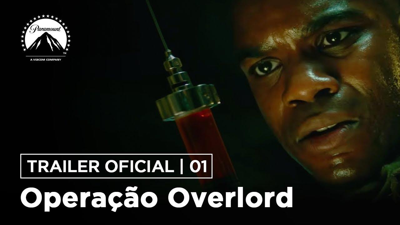 Operação Overlord | Trailer Oficial #1 | LEG | Paramount Brasil
