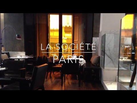La Société, Paris