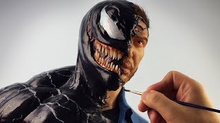 venom comic book