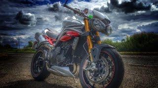 2016 Triumph Speed Triple Review